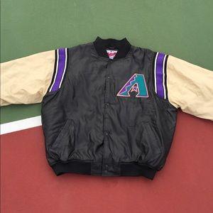 Majestic MLB Arizona Diamondbacks Varsity Jacket